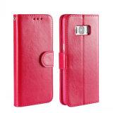 Оптовая торговля Wallet PU кожаный футляр для сотового телефона iPhone 6S 6 7