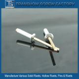 タイプドームヘッドカラー心棒のブラインドのリベットを開きなさい
