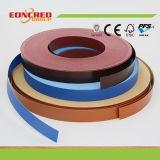 De bordes plásticos / PVC bandas de borde para la Junta