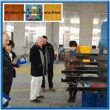 지면 만들기를 위한 기계를 만드는 Xlb550 고무 도와