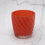 Una buena calidad de portavelas de vidrio / Velas / jarra de la copa de vidrio para la decoración del hogar