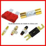 Alquiler de caja de fusibles de la hoja y Plug-in automático Caja de Fusibles y portafusibles coche