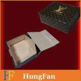 Flat Pack Luxe fermeture magnétique pliable boîte cadeau