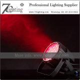 Wasserdichte UVim freienbeleuchtung des Scheinwerfer-18PCS RGBWA