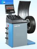Balanceador de rueda Full-Automatic del mantenimiento auto de Ghb93c