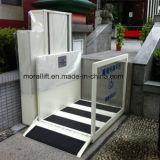 Elevador vertical portátil barato da cadeira de rodas