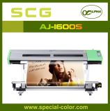 DX5 a base de agua impresora de gran formato Aj-1600 (W)