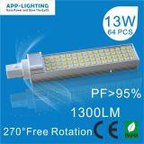 Hohe Helligkeit 13W SMD5050 LED G24 LED PL Licht