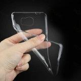 Caso atrativo por atacado da tampa do telefone móvel da pilha de China para a caixa da galáxia S6 TPU de Samsung