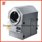kleine elektrische 10-15kg/H Sonnenblumensamen-Röster-Maschine
