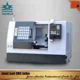 Voll beiliegende Deckel-Schräge-Bett CNC-Drehbank (CK-80L)