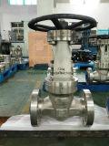 """3 """" 900lb hanno forgiato la valvola a saracinesca dell'acciaio F304L API598"""