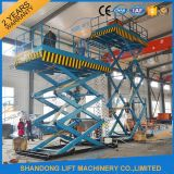 Ce Stationary Hydraulic Scissor Warehouse Elevator for Sale