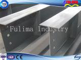 Trave di acciaio d'acciaio della sezione di H per materiale da costruzione (FLM-HT-027)