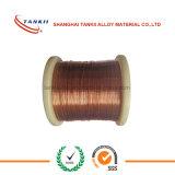 Resina soldada esmaltada Eureka Wire / ribbon / flat wire