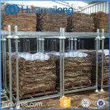 Armazém galvanizado empilhando o conversor de aço da pálete do armazenamento
