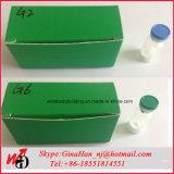 Polipéptidos Ghrp-6 y Ghrp-2 (5mg/10mg/vial) del Grado del GMP USP