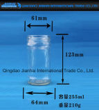Neuer Entwurfs-bleifreies Küchenbedarf-Stau-Glas