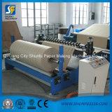 Papier de toilette de haute performance se rebobinant fendant la machine de développement de produit de papier de machines