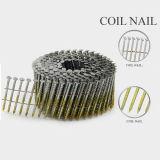 중국에서 새로운 디자인 깔판 철사 코일 못