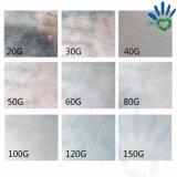 Allineare il tessuto di fusione del poliestere del cappotto non tessuto dell'indumento