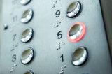 Máquina de corte a laser para botões de elevador
