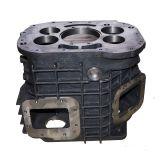 Pezzo fuso d'acciaio di acqua dell'OEM di precisione su ordinazione di vetro