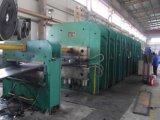 Transportband die Pers/Hete het Vulcaniseren Machine genezen aan Gezamenlijke RubberTransportbanden