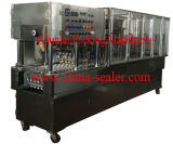 コーヒーカプセルのコップの詰物及びシーリング機械(BG60A-6C)