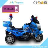 Großhandelsselbstpolizei-Motorrad zerteilt Jungen-Spielzeug-Fahrzeug-Polizei-elektrisches Motorrad