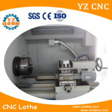 Torno horizontal do metal do CNC Ck6432