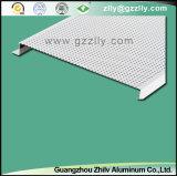Soffitto H-A forma di della striscia dell'alluminio materiale decorativo