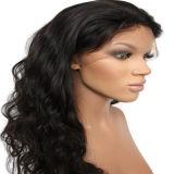 Brasilianisches Jungfrau-Haar/schnüren voll sich Perücke