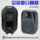 De professionele Actieve DJ Spreker van 2 Manier USB met Bluetooth (pS-1415cbt)