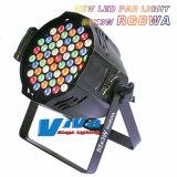 PAR La lumière LED 55x3W RGBWA conduit par l'éclairage (QC-LP055)
