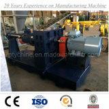 Máquina de extrusão de fio de fibra de borracha de alimentação quente