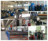 Nueva soldadora automática llena patentada del acoplamiento de alambre del CNC 2016