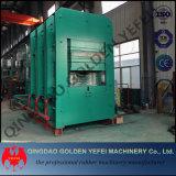 Machine de vulcanisation de plaque de bâti de vulcanisateur