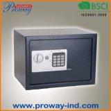 Coffre-fort électronique de maison et de bureau avec la clé Emergency