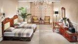 ホテルの旧式で標準的な二重基準の寝室の家具(GLB-205)