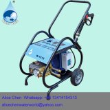 Arandela portable eléctrica del coche con la boquilla de alta presión del manguito de jardín