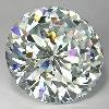 가장 정밀한 닮은 물건 다이아몬드 CZ 원석