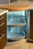 2018 Brown High Gloss finition laque meubles armoires de cuisine