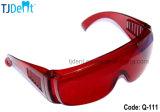 Le blanchiment des dents dentaires et lunettes de protection de la lumière de durcissement Goggle (Q-111)
