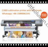 Impresora de inyección de tinta de sublimación de tinta Usando con Epson Dx5 Cabeza
