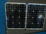 60W che piega comitato solare per il campeggio in festa