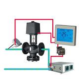 Valvola di zona/Spaccare-Tipo valvole motorizzate per condizionamento d'aria (VD2615-125)