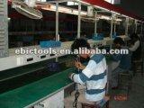 Machine de Raboteuse De Bois Fixtec 850W Broyeur D'Epaisseur Electrique
