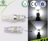 12-24V белый свет автомобиля CREE T10 12W СИД