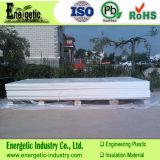 自然で白いHDPEのプラスチックシート、良質